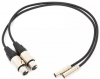 BLACKMAGIC DESIGN Câbles Audio 2X Mini XLR-XLR