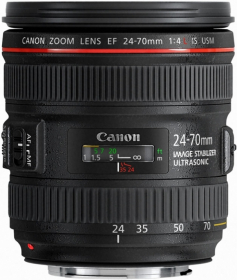 CANON 24-70mm EF f/4 L IS USM (OP 5)
