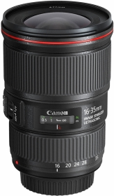 CANON 16-35mm EF f/4 L IS USM