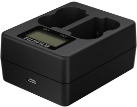 FUJI Chargeur Double BC-W235 (NP-W235)