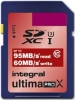 INTEGRAL Carte SDXC Ultima ProX 256GB (95/60MB/s) (Class 10)