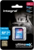 INTEGRAL Carte SDXC Ultima Pro 64GB V60 (280/100MB/s) (Class 10)