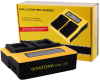 PATONA Chargeur Double LCD USB pour Fuji NP-W126