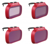 PGYTECH Pack de 4 Filtres pour Mavic Mini (ND8-16-32-64) Pro (New)