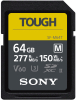 SONY Carte SDXC Tough M 64GB UHS-II R277/W150